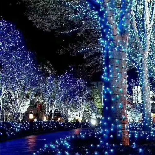 LED步行街装饰灯